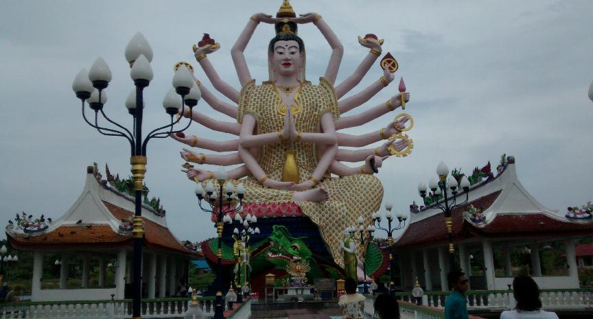 Wat Plai Laem picture