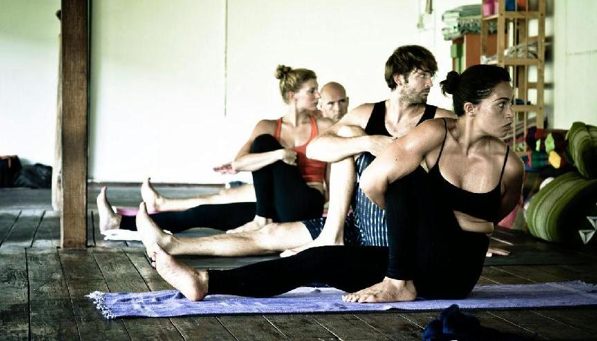 Blooming Lotus Yoga picture