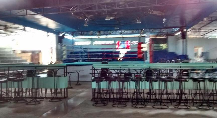 Samui Muay Thai Stadium picture