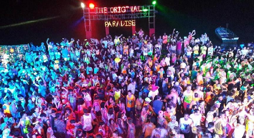 Full Moon Party picture