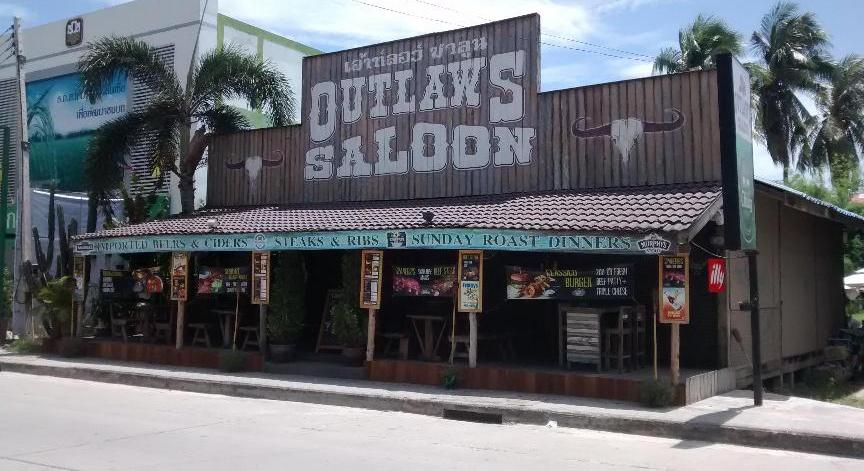 Outlaws Saloon picture