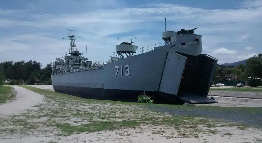 HMS Pha Ngan Warship Museum picture