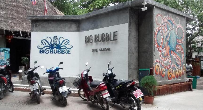 Big Bubble Dive School picture