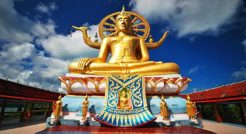 Big Buddha picture