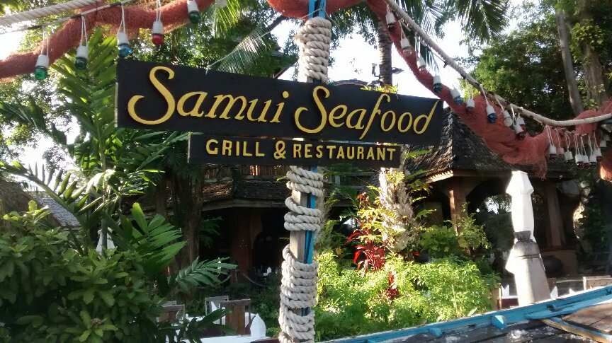 Samui seafood griil and restaurant picture