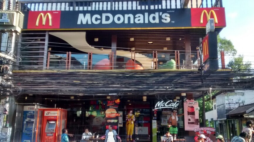 Macdonalds picture