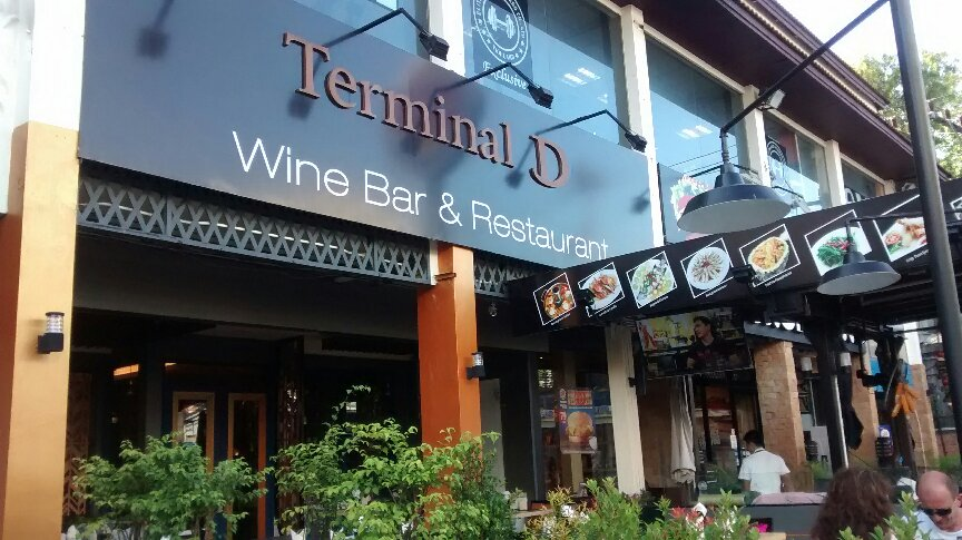 Terminal D wine bar and restaurant picture