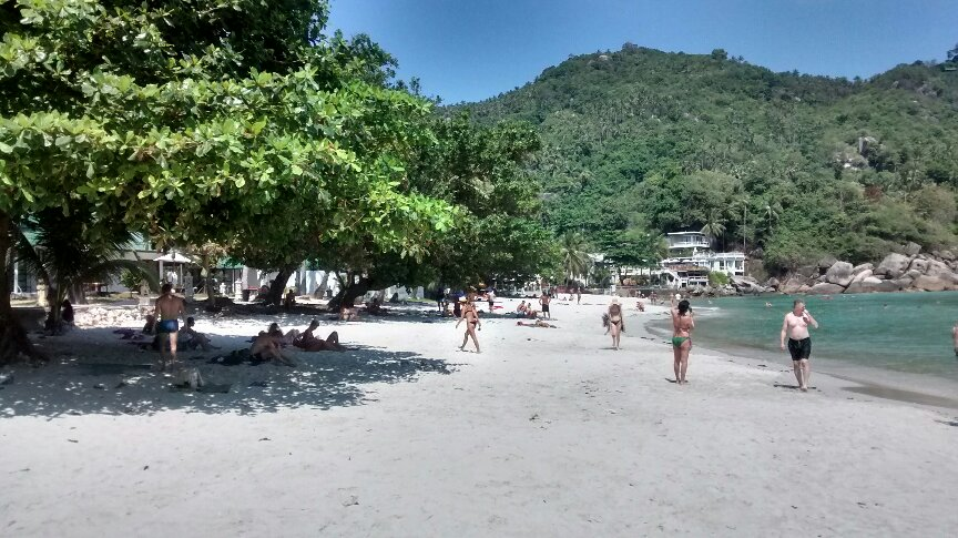 Crystal Bay beach picture