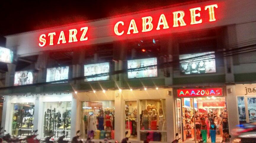 Starz Cabaret picture