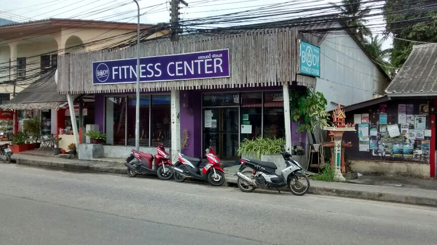 The body fitness centre picture