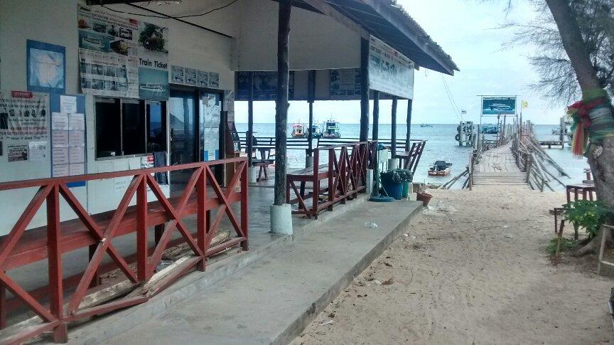 Songserm pier picture